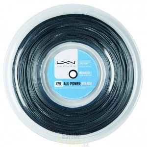 Luxilon Big Banger Alu Power Rough (role 220m)